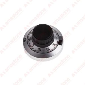 Knob for Multi-Turn Potentiometer