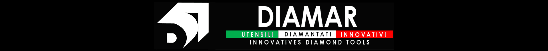 Diamar tools - Logo wide