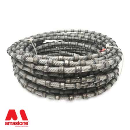 Diamond wire for marble