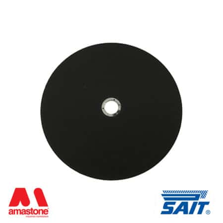 Metal cutting disc flat Planet-TM A46Q – Sait (10pz)