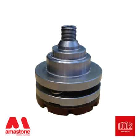 Spring loaded adapter 1/2 Gas > Magnetic - IMS