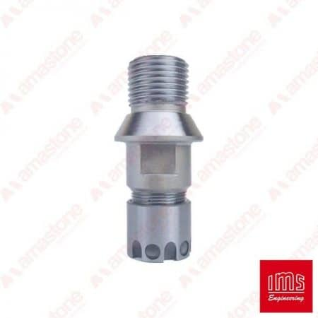 Adaptor 1/2 Gas > ER16 Collet Chuck - IMS