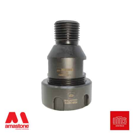 Adaptor 1/2 Gas > ER25 Collet Chuck