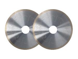 Blades for Ceramic big tiles