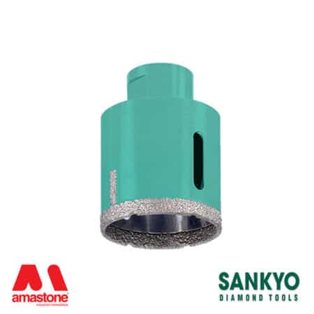 Diamond core drill bit for angle grinder and drill – Sankyo ST-DA (fitting M14)