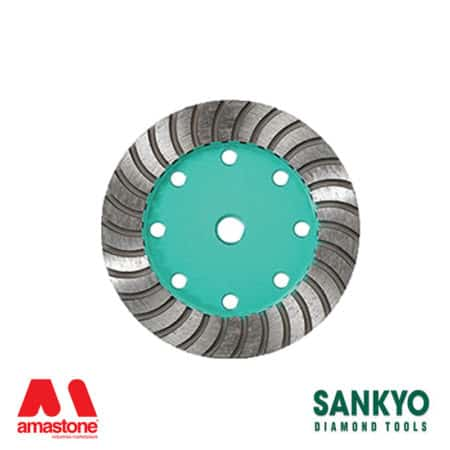 "Diamond cup wheel for granite ""SD-PW"" – Sifa"