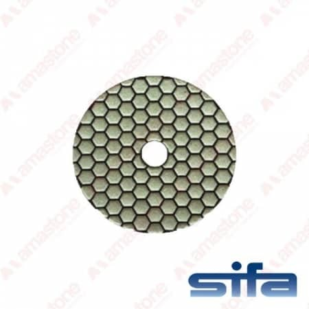 "Dry polishing pads ""Ninja"" Ø125 mm – Sifa"