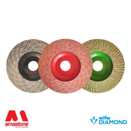 Grinding flap discs Ø115 mm – Sifa