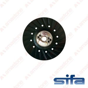 Velcro backing pad for fiber discs – Sifa