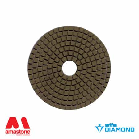 "Wet polishing pads ""Furbix"" Ø100 mm – Sifa"