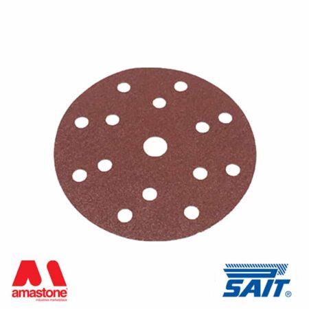 Sanding discs 15 holes – Saitac Ø150 15F – Sait