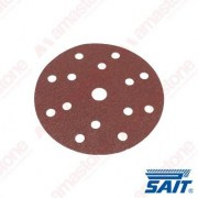 Velcro disc of abrasive paper – Saitac Ø150 15F – Sait