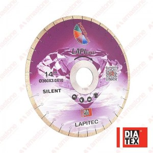 """Lapitec bridge saw blades """"LAPIcut"""" – Diatex"""