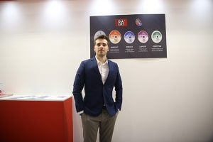 Massimiliano Lorandi - Marketing manager Diatex