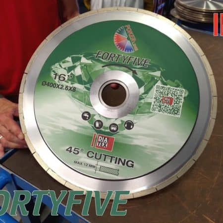 Ceramic Blade Fortyfive 45 Amastone