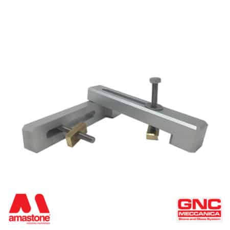 Mechanical clamping system for CNC machine