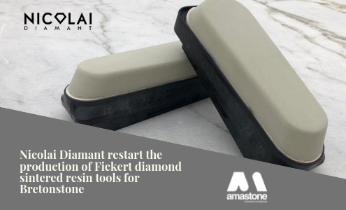 Nicolai Diamant Restart The Production Of Fickert Diamond Sintered Resin Tools For Bretonstone Blog Amastone 500x300