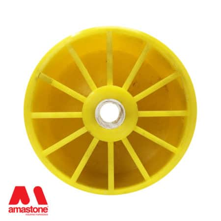 Plastic Roller For Roller Conveyors 120x20x120 Mm