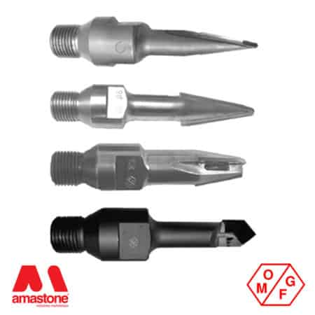 Carving router bit h110 mm - Marble