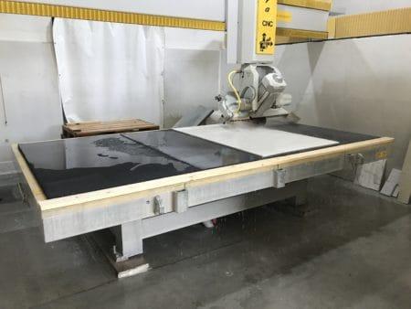 Rubber Matting Saw Table Amastone 1