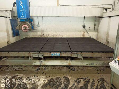 Rubber Matting Saw Table Amastone 4