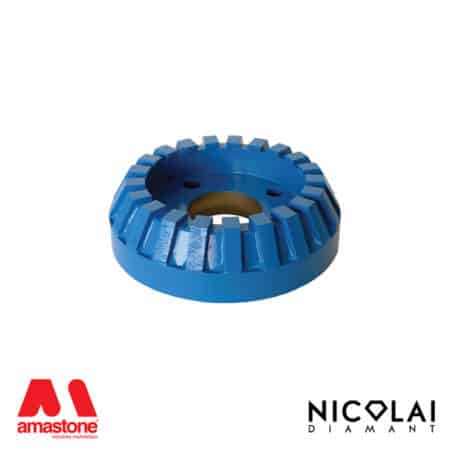 Sassomeccanica & GMM edge polisher tools