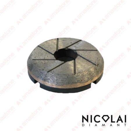 Conic Frontal Wheel Nicolai