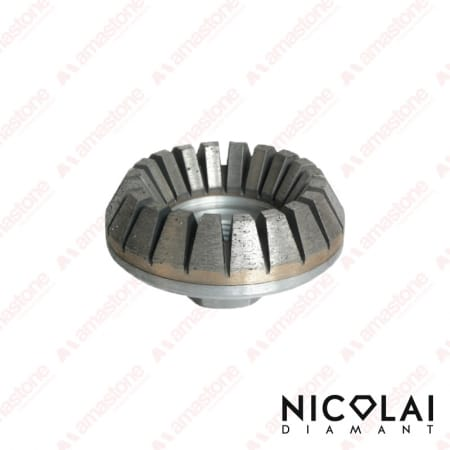 Double Side Seg Pre Cutting Wheel Nicolai