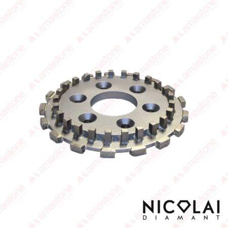 Dripping Calibrating Wheel Nicolai