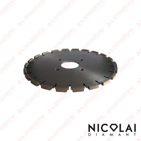 Dripping Wheel Nicolai