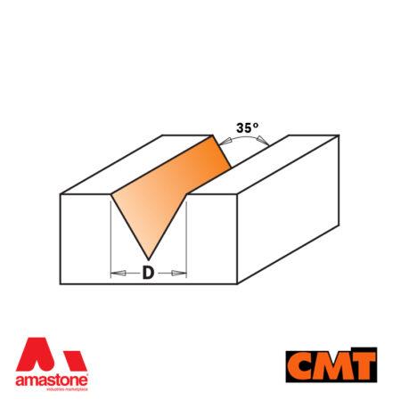 Laser Points Router Bits – CMT