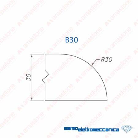 Line Master / Line IW - Profile Wheels B30 - MEM