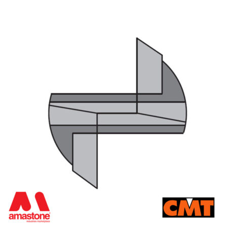 Router Cutters – Dia.12/30 mm height 26/42 mm – CMT