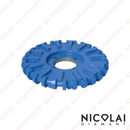 Segmented Diamond Wheel Nicolai