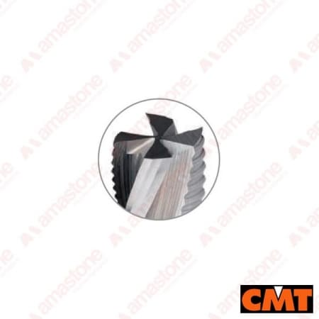 Solid Carbide Upcut Spiral Bit - CMT