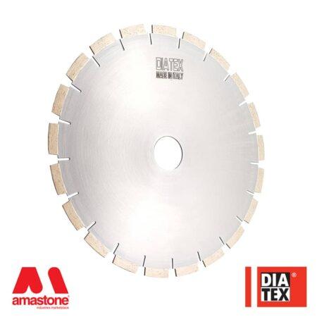 Marble blade for bridge saw - Diatex