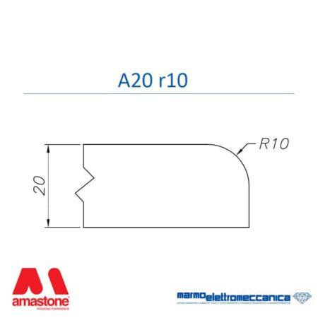 Line Master / Line IW - Profile Wheels A20 r10 - MEM