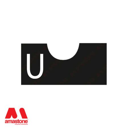 U Profile - Bullnose Convex
