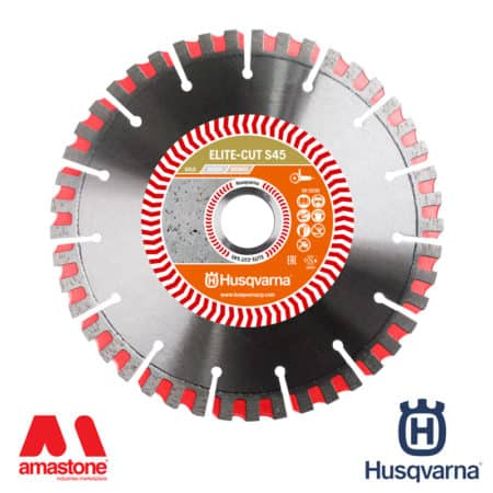"Cement blade Elite-Cut S45 ""Gold"" for angle grinder - Husqvarna"