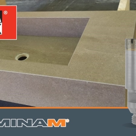 Core Drill Bit For Laminam
