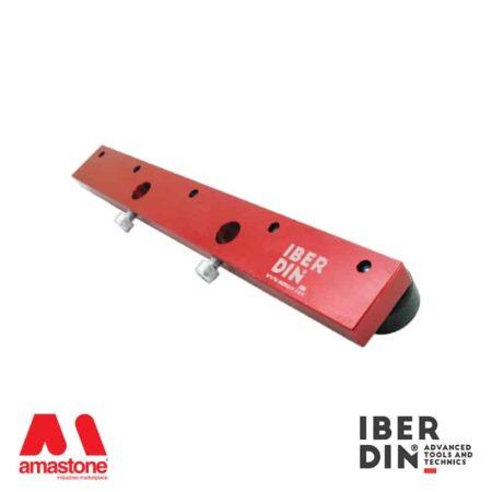 Sandblasting plate for angle grinder ø125mm - Iberdin