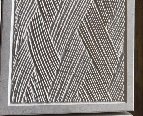 Tiles Effect On Marble Engraved By Cnc Amastone Next