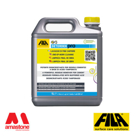 Concentrated Acid Detergent Deterdek Fila
