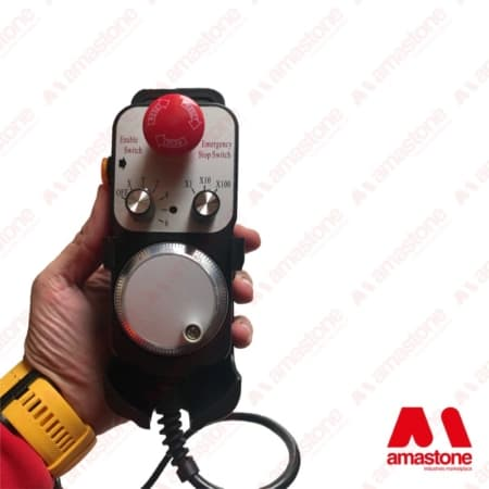 Portable Handwheel 6 axes CNC for hobbyists - Amastone