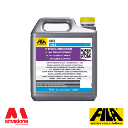 Solvent Based Wax Removing Detergent Filamax Fila