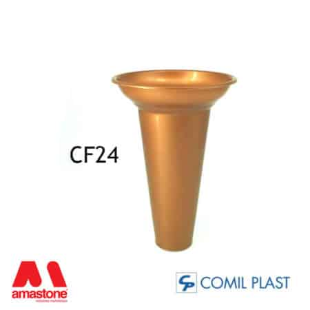 CF24 - Plastic Replacement for funeral castings art - Comil Plast