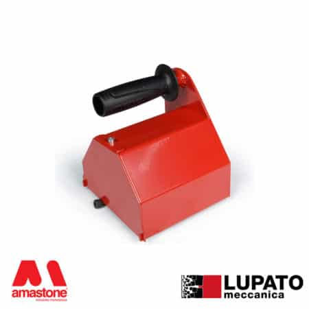 Angle grinder cover for roller - Lupato