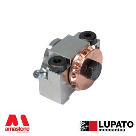 Roller for bush-hammering plate - Tanga L4/22 - Lupato