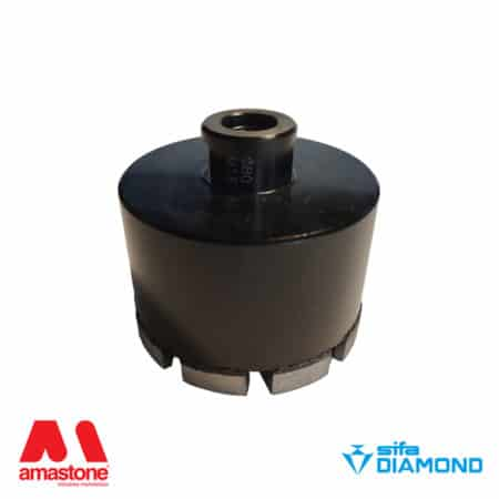 Core drill bit M16 – Granite