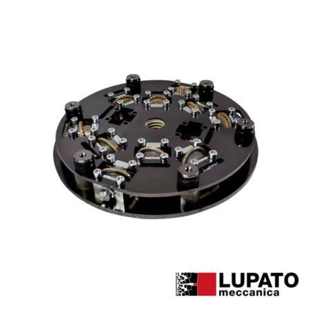 Plate for bush hammering granite - Hammer 10 - Lupato